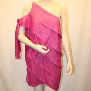 BCBGMaxAzria Fuscia Pink Cocktail Dress